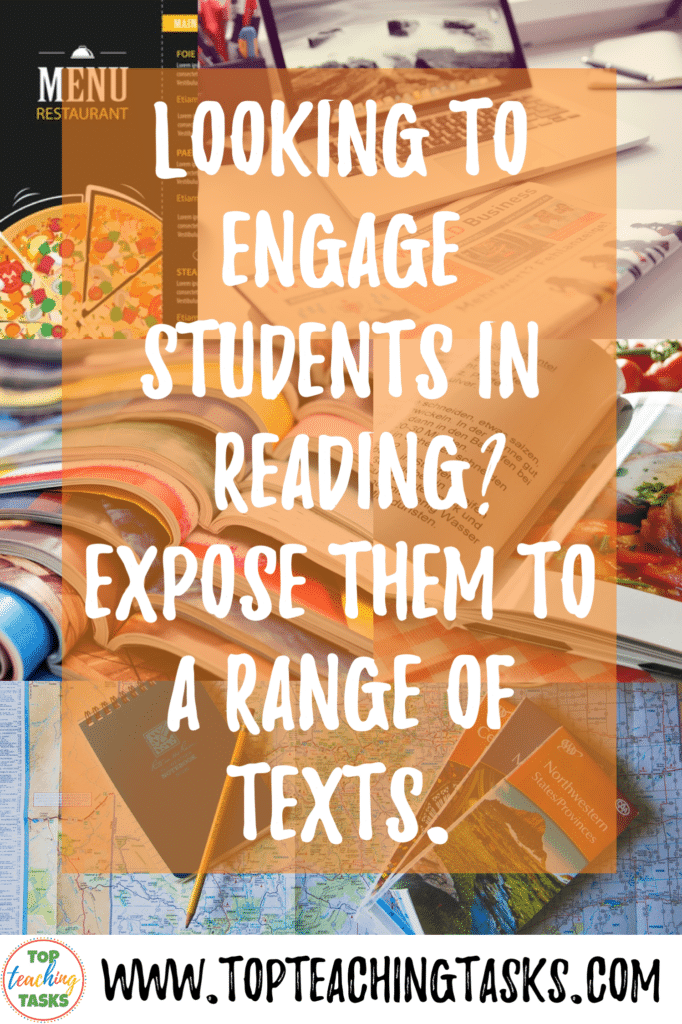 It is important to ensure students are engaged in their reading comprehension activities. Learn about our four ways to engage your students in reading comprehension: provide engaging texts, offer a variety of follow-up activities, build independence and offer choice, and differentiate – don't separate. You can also learn about our engaging reading comprehension activities and get your own FREE resource. #readingcomprehension #readingcomprehensionresource