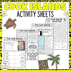 Cook islands Reading and Writing