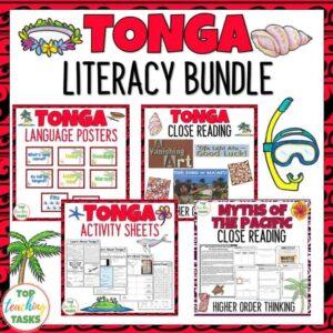 Tonga Literacy Bundle
