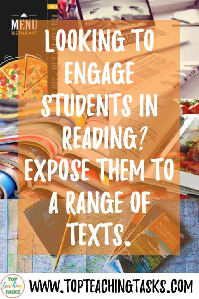 It is a great step once students can decode the words they read on the page. However, the realpower in reading comes when they can understand and interpretwhat they are reading. With this in mind, it is important to ensure students are engaged in their reading comprehension activities.