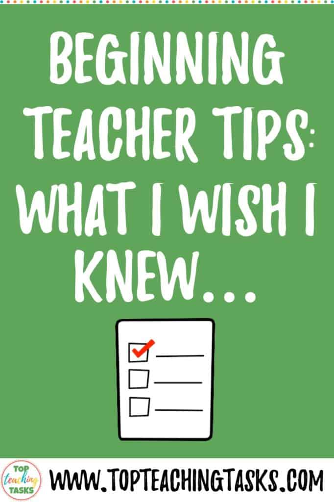 The following tips for beginning teachershave been sourced from teachers in New Zealand, Australia and around the world. I surveyed teachers and asked them a simple question: What do you wish you knew when you were starting teaching? Read on to find out more. Beginning teacher tips. Tips for beginning teachers. Back to School.