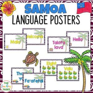 Samoan Greetings, Introductions, Farewells