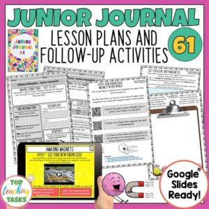 Junior Journal 61 Activities