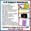 Digital Anzac Day Webquest 1