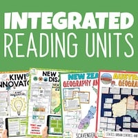 Integrated Reading Units