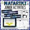 Matariki Junior Activity Pack