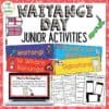 Waitangi Day Junior Activities