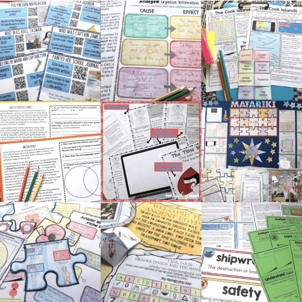 We have a great range of reading comprehension resources - both print-based and digital.