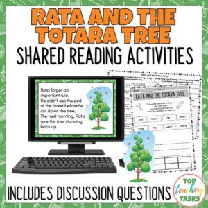 Rata and the Totara Tree