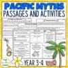 Pacific Myths Year 3-4