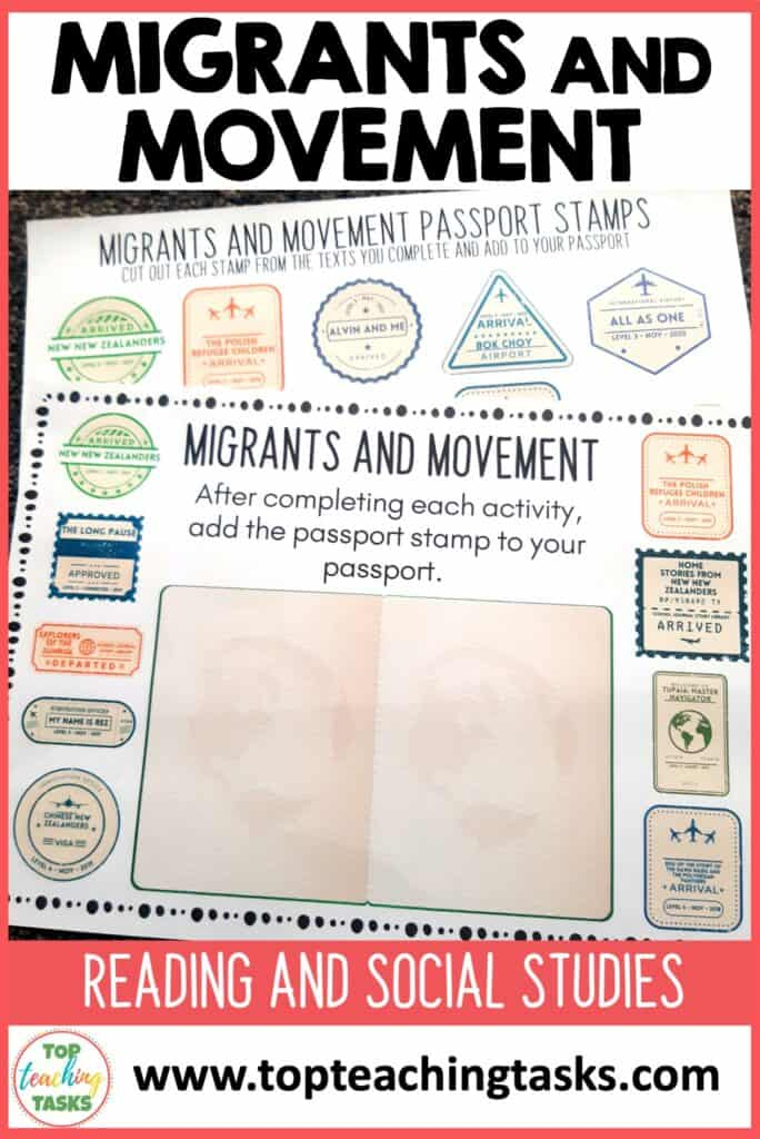 In our Migrants and Movements unit, students explore the groups of people who have moved to, and around New Zealand. Students explore this topic through reading a range of texts, guided by three big questions. By exploring this topic across a range of articles and stories, students gain a broader picture and context.